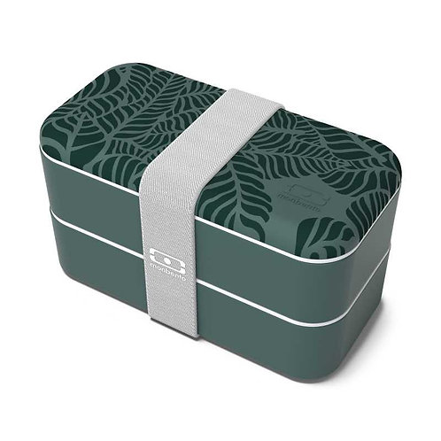 MB Original Bento-Box, Graphic Edition, Dschungel