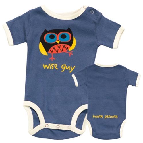 Wise Guy Body Baby, blau