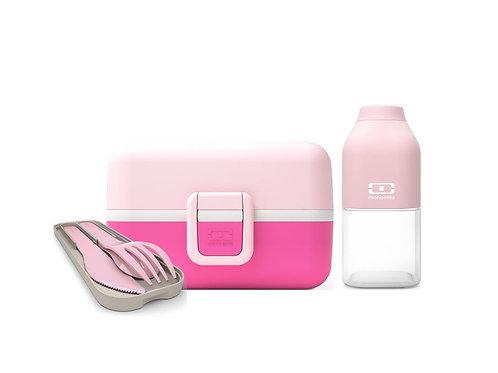 KLEINER GOURMET Set für Kinder, Pink