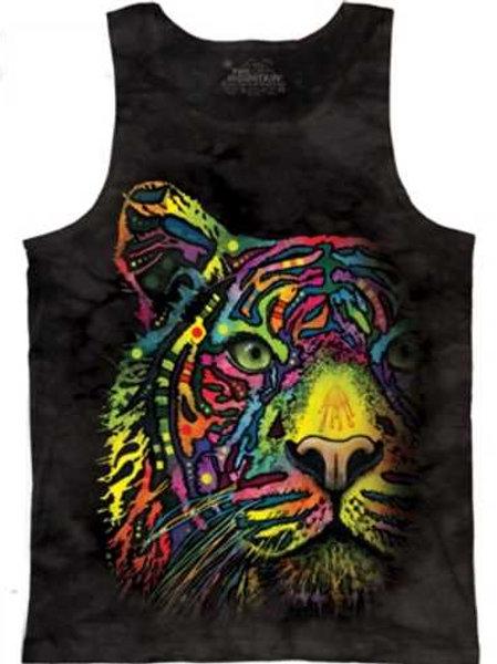 TANKTOP - Regenbogen Tiger