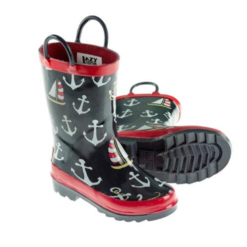 Nautical Gummistiefel Kind