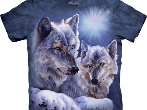 Sonnenwende Wölfe