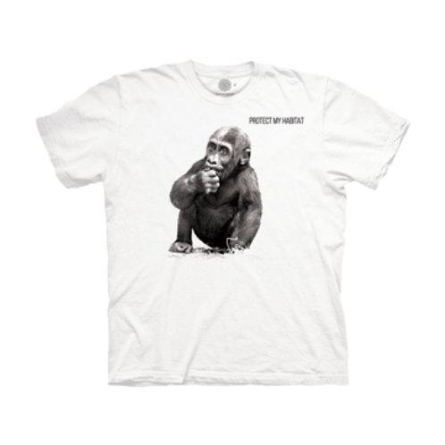 Junger Gorilla - Protect My Habitat