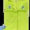 Thumbnail: Dinosaurier Fleece Decke