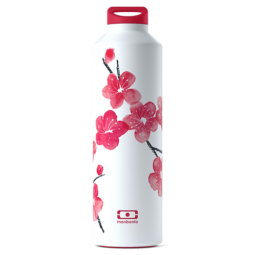 Thermosflasche, Graphic Edition, 50cl, Blossom