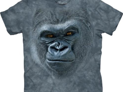Lächender Gorilla