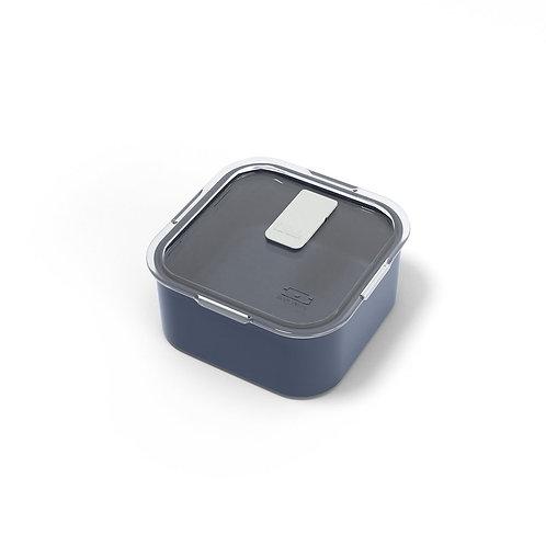 MB Savor, Kleine Bento-Box Einlagig, Dunkel-Denim