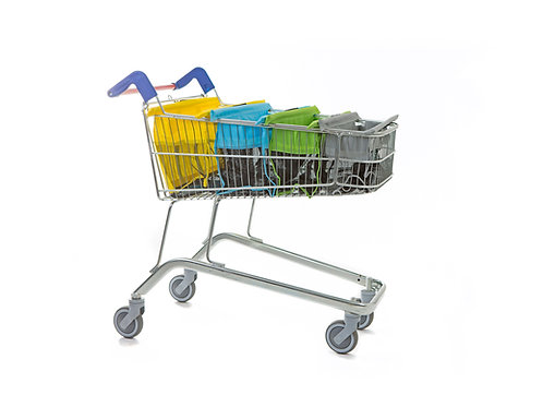 Trolley Bags Express Pastel (mittelgross, pastell)