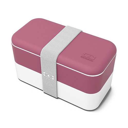 MB Original Bento-Box, Blush/Weiss