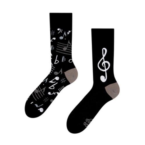 Musik Gute Laune Socken, Erwachsene