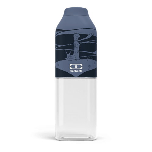 Flasche Tritan M, 50 cl, Graphic Edition, Der Kleine Prinz - Wüste