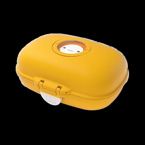Gram Kinder Snack-Box, Senf-Gelb