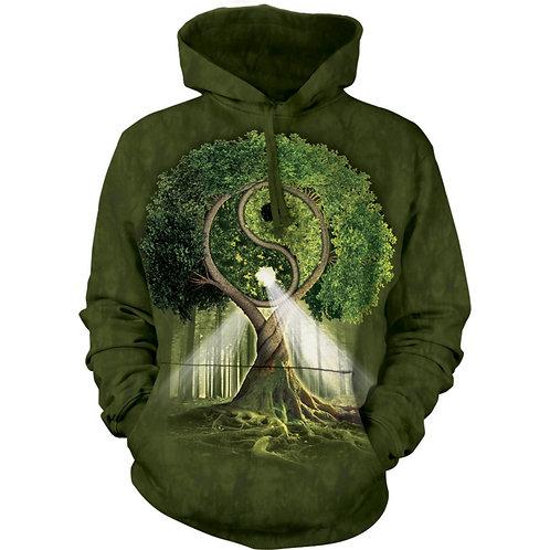 HOODIE - Yin-Yang Baum