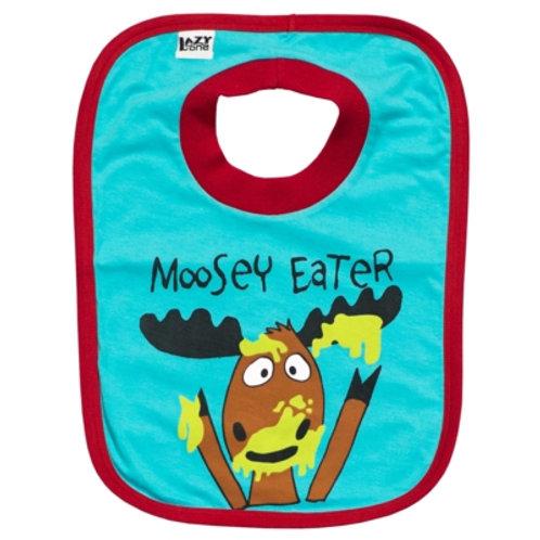 I'm a Moosy Eater, türkis