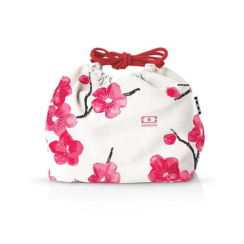 Pochette Tasche M, Graphic Edition, Blossom