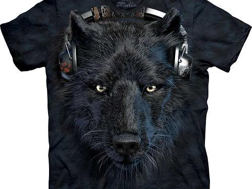 DJ Nacht (Schwarzer Wolf)