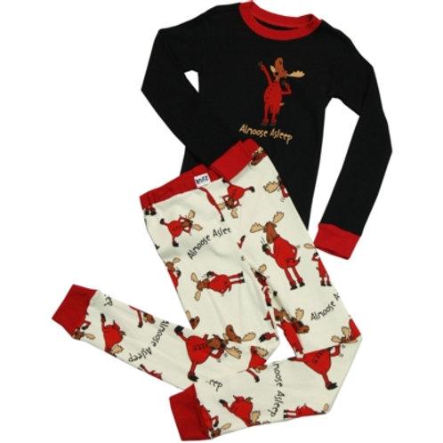 Almoose Asleep Langarm Pyjama Kind