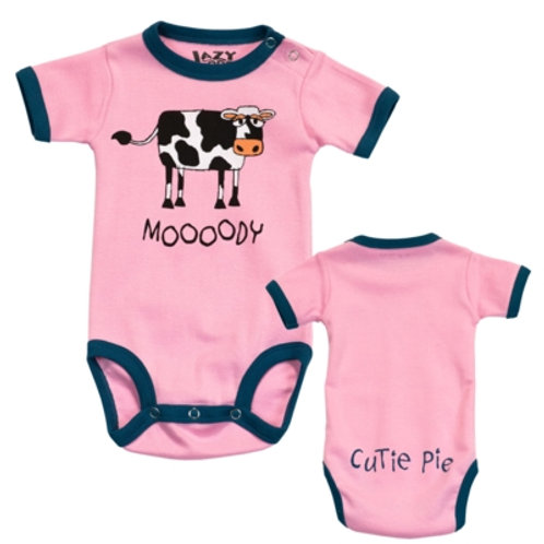 Mooody in the Morning Body Baby, pink