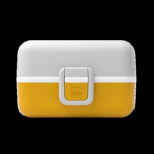 Tresor Kinder Bento-Box, Coton & Senf-Gelb