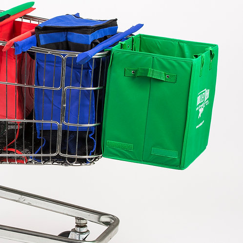 Trolley Bags Xtra Tasche, grün