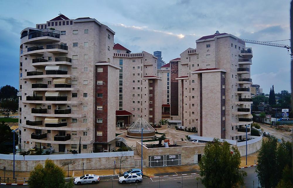 בניינים בבאר שבע