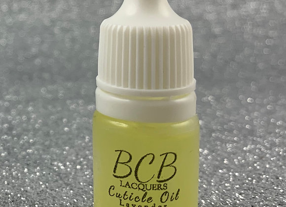 Cuticle Oil Refill Bottle