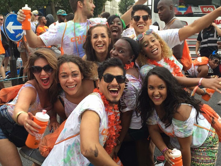 Why Colours Carnival is the best mas band at Notting Hill Carnival