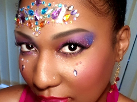 Tip to Toe Tutorials: Dutty Vikings & Inception Face Gems