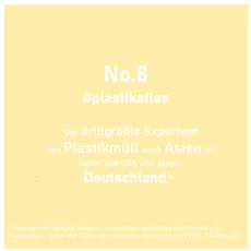 8 - Export von Plastikmüll nach Asien