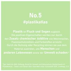 5 - Plastik ist Fluch und Segen