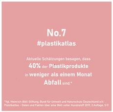 7 - Plastik wird schnell zu Müll