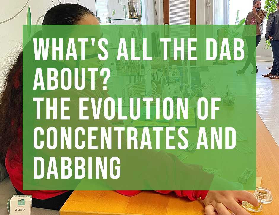 the history of concentrates and dabbing by chi high tours chicagos finest cannabis tour