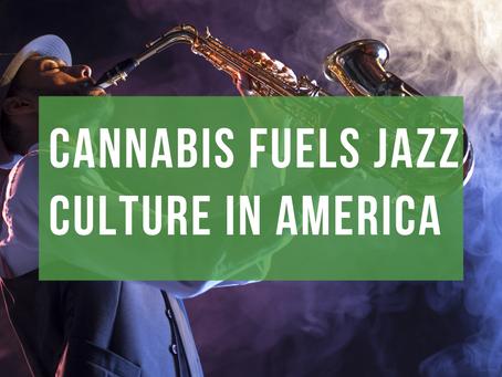 Cannabis Fuels Jazz Culture in America