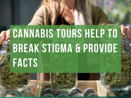 Cannabis Tours Help To Break Stigma & Provide Facts