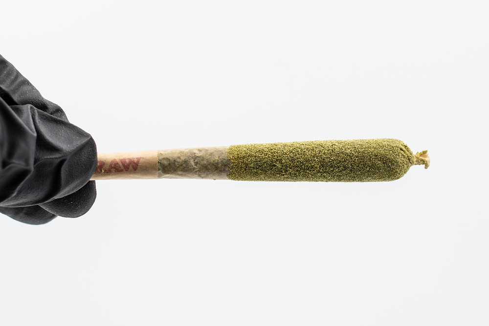 Kief Cone joint by The Epic Remedy