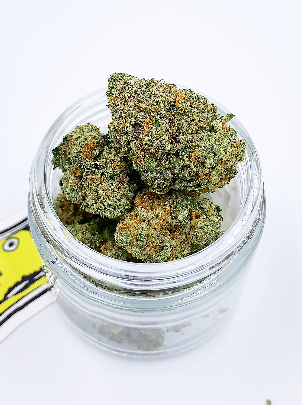 Stardawg in a jar - strain review and profile by the epic remedy