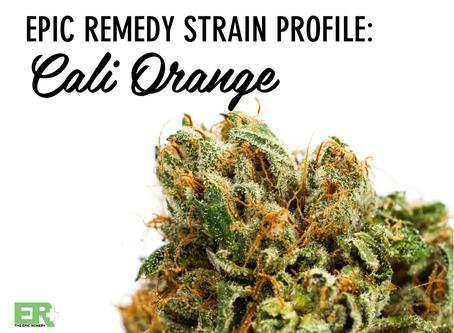 Epic Remedy Strain Profile: Cali Orange