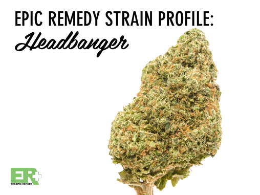 Epic Remedy Strain Profile: Headbanger