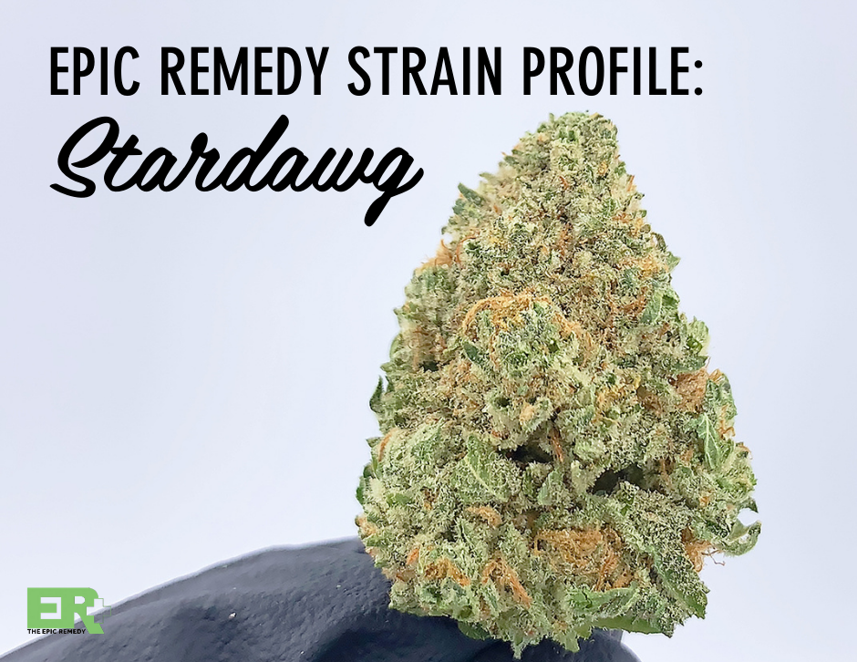 Stardawg strain profile and review by the epic remedy