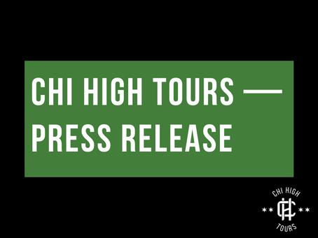 Chicago Cannabis Tour Company Announces Chicago's First All-Inclusive Cannabis Tour