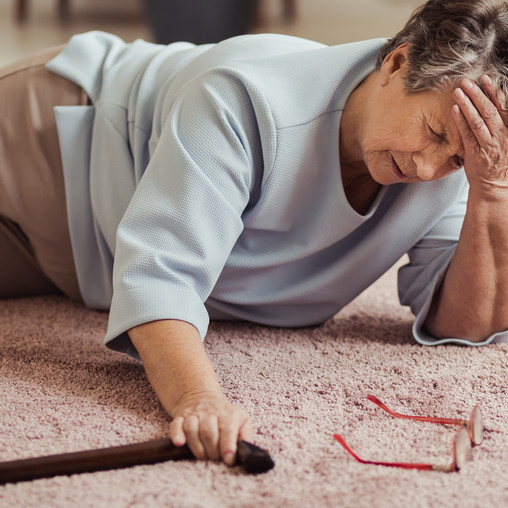 Senior Fall Risks and How to Prevent Falls