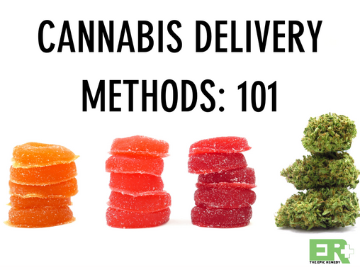 Cannabis Delivery Methods for Medical Marijuana Patients