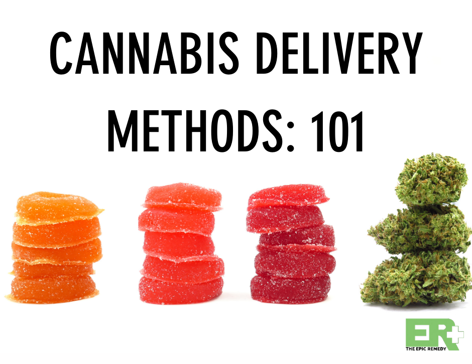 everything you need to know about cannabis delivery methods