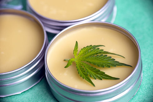 Topical THC lotion by The Epic Remedy