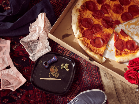 4 (Good) Ways to Incorporate Cannabis Into Your Valentine's Day This Year