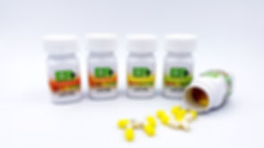 THC Cannabis Capsules (cannacaps) by The Epic Remedy
