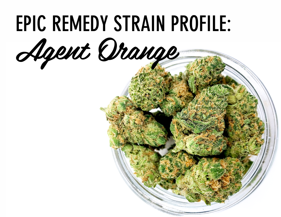 Cannabis Strain Profile: Agent Orange by The Epic Remedy