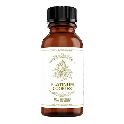 PLATINUM COOKIES- USA Shipping Only
