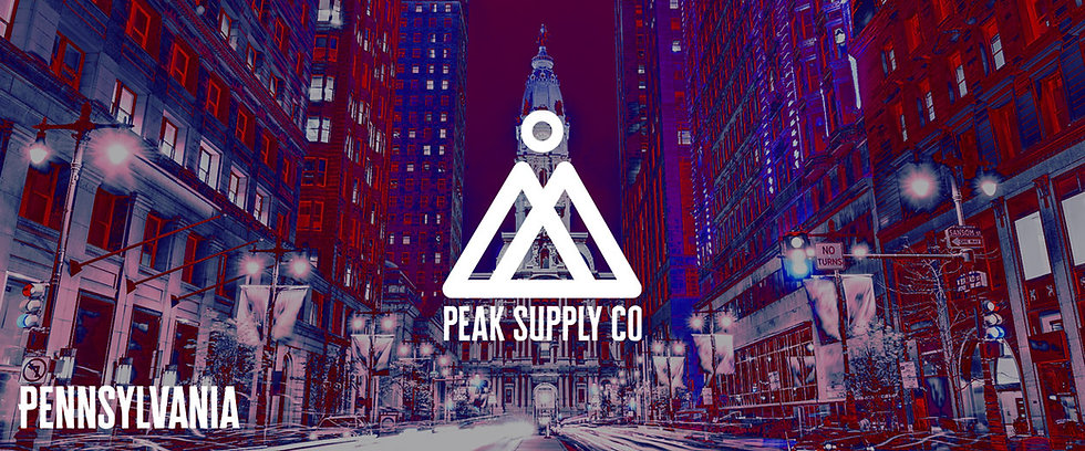 Pennsylvania Terpenes for Sale - Peak Supply Co