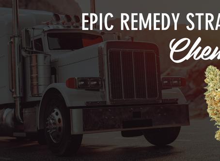 Epic Remedy Strain Profile: Chem I-95